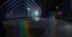 Rainbow aura (Duchess Willow) Tags: firestorm secondlife sundayservice uwa djverdant quadrapop qtgallery secondlife:region=universityofwa secondlife:parcel=qtgallerytheuniversityofwesternaustraliauwa secondlife:x=148 secondlife:y=27 secondlife:z=1550