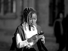 'Matriculation 2019' (Andrew@OxfordPart2) Tags: university oxford students matriculation 2019 formal ceremony mobile portrait street documentary