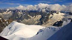 L'aiguille du midi (musette thierry) Tags: samsung musette thierry blanc grandangle paysage landscape france hautesavoie