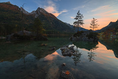 Sunset (Mountain's photographer) Tags: landscape nature outdoor reflection sunset zeiss mountains alps