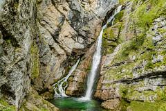Savica waterfall (a7m2) Tags: slowenien bohinj savicawaterfall triglavnationalpark thebaptismatthesavica natur berge gletscher wandern hiking travel tourismus janezchurch wassersport camping