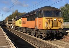 Colas Rail Class 56 (56302) - Holytown (saulokanerailwayphotography) Tags: class56 colasrailfreight 56302