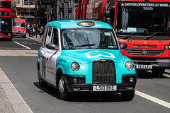 LTI TX4 in Right Move livery (Ian Press Photography) Tags: cab carriage car cars transport taxi taxis london international lti tx4 right move livery