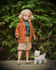 Country Walk 1963 Sindy Fashion (CooperSky) Tags: country walk 1963 sindy fashion miss applecotton mr jenkins