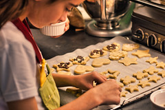 pastry workshop (jeromedelaunay) Tags: europe france photography yummy food colors homework kitchen cook cakes cake gateaux gateau patisserie pastery children kids girl