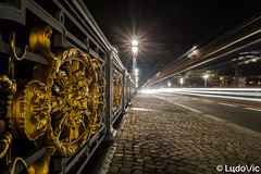 Pont de Fragné, Liège (BE) (Lцdо\/іс) Tags: pont fragné liège liege belgique belgium belgie beauty belgian belgica wallonie wallone wallon région architecture architektur bridge night nightcity long explore exposure pose citytrip city lцdоіс 2019 outdoor lights line