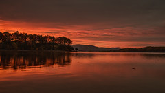Smith Mountain Lake Sunrise (Vincent1825) Tags: 31mm landscape sunrise lake pixelshift pentax