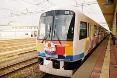 きらきらうえつ Kira-Kira Uetsu (しまむー) Tags: pentax mz3 smc a 28mm f28 kodak gold 200 北海道&東日本パス 普通列車 local train trip east japan