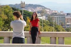 Lisbon 2019 - Cam & Charlotte at Parque Eduardo VII, Sao Sebastiao da Pedreira (Gareth Wonfor (TempusVolat)) Tags: garethwonfor tempusvolat mrmorodo gareth wonfor tempus volat lisbon lisboa 2019