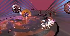 Fairy Lights (Duchess Willow) Tags: firestorm secondlife sundayservice uwa djverdant quadrapop qtgallery secondlife:region=universityofwa secondlife:parcel=qtgallerytheuniversityofwesternaustraliauwa secondlife:x=148 secondlife:y=27 secondlife:z=1550