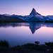 Recording a Matterhorn Timelapse
