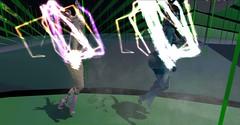 Speed of light (Duchess Willow) Tags: firestorm secondlife sundayservice uwa djverdant quadrapop qtgallery secondlife:region=universityofwa secondlife:parcel=qtgallerytheuniversityofwesternaustraliauwa secondlife:x=148 secondlife:y=27 secondlife:z=1550