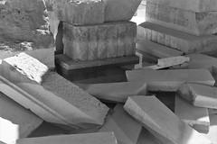 Canon EOS 60D - Monochrome - Blocks & Water (Gareth Wonfor (TempusVolat)) Tags: garethwonfor tempusvolat mrmorodo gareth wonfor tempus volat lisbon lisboa 2019
