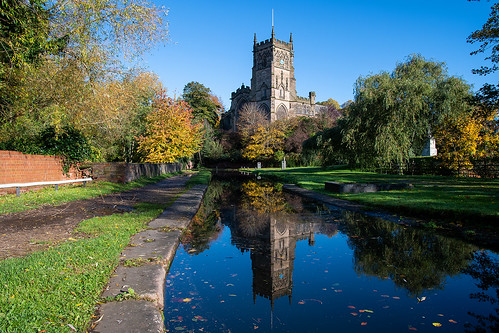 St. Mary and All Saints Church Kidderminster, Worcestershire