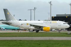EC-NGB (PlanePixNase) Tags: aircraft airport planespotting haj eddv hannover langenhagen vueling airbus 319 a319