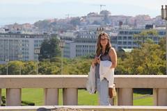 Lisbon 2019 - Rebecca at Parque Eduardo VII, Sao Sebastiao da Pedreira (Gareth Wonfor (TempusVolat)) Tags: garethwonfor tempusvolat mrmorodo gareth wonfor tempus volat lisbon lisboa 2019