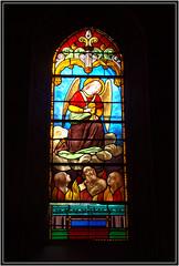 stained glass (atsjebosma) Tags: stainedglass glasinlood lafrance frankrijk colourful kleurrijk kleuren atsjebosma 2019