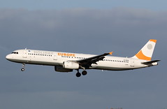 Holiday Europe | A321-200 | LZ-HEA | HAM | 27.10.2019 (Norbert.Schmidt) Tags: ham airbus a321 hamburgairport a321200 holidayeurope lzhea