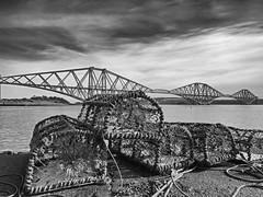 The Forth Bridge (JaneTurner68) Tags: theforthbridge theforthrailwaybridge railway bridge cantilever sirjohnfowler sirbenjaminbaker 4thmarch1890 southqueensferry northqueensferry edinburgh scotland canonsx70 canon
