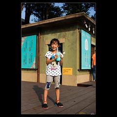 _DSC6892 (leeyu_flickr) Tags: 生活 水道博物館 museum water 貓仔 晨希 希希 girl 水道冰沙 ice