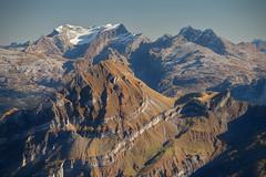 Topographic master plan (julien383) Tags: alps switzerland schwyz prealps rock autumn glacier snow limestone