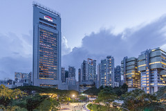 Singtel Building (Robycrux) Tags: singtel sommerset singapore building light storm coming 近代的 旅 都市 建物 ファサード アーキテクチャ 空港 现代 旅游 城市的 建筑 外墙 架构 机场 moderno viajes urbano edificio fachadas arquitectura favorites planet happy staring canon high geometriy arkitektur shape lines geometry fisheye skyline destinations asia places architecture facades art public architectual skyscraper tall structure urban travel modern glow bloc inspiration creative creativity photo street around icon iconic sky massive
