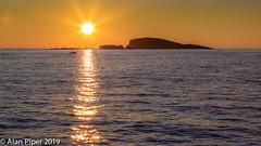 Adriatic Island Sunset