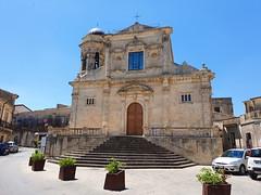 1075 Sicile Juillet 2019 - Palazzolo Acreide, Chiesa Parrocchiale di S. Michele Arcangelo (paspog) Tags: palazzoloacreide sicile sicily sicilia juli juillet july 2019