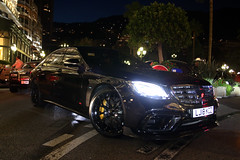 Mercedes-AMG Brabus S B40S-800 V222 2017 (R_Simmerman2) Tags: mercedesamg brabus s b40s800 v222 2017 mercedes benz amg s800 b800 monaco monte carlo casino valet parking garage hotel combo harbor boulevard supercars sportcars hypercars monacocars carsofmonaco