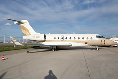 VP-BBI 24102019 (Tristar1011) Tags: ebbr bru brusselsairport swbusinessaviation gulfstream gulfstreamg280 g280 vpbbi