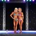 Women's Physique - Open 1 Annette Ellis 2 Wendy Hollingum