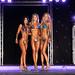 Women's Bikini - True Novice 2 Karen Belliveau 1 Jenna Moar 3 Jessica Maillet