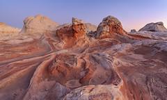 Alien Landscapes (ihikesandiego) Tags: vermilion cliffs national monument white pocket northern arizona sunrise