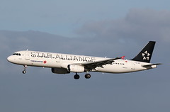 Turkish Airlines | A321-200 | TC-JRP | HAM | 27.10.2019 (Norbert.Schmidt) Tags: ham airbus a321 hamburgairport turkishairlines a321200 staralliance tcjrp