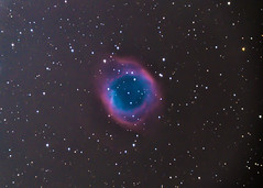 Helix Nebula 10262019 (Phil Ostroff) Tags: helix nebula astronomy astrophotography celestron c8 8 cgem william optics 66mm petzval ssag astrometrydotnet:id=nova3735576 astrometrydotnet:status=solved