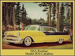 1955 Pontiac (novice09) Tags: pontiac 1955 magazinead advertising ad ipiccy detail