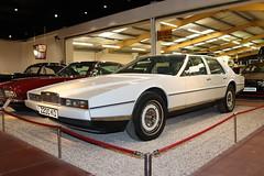 Aston Martin Lagonda 2200KO (Andrew 2.8i) Tags: museum classics classic autos auto voitures voiture cars car sparkford somerset uk haynes motor british luxury executive saloon sedan sports sportscar gt grandtourer lagonda astonmartin 1982 2200ko