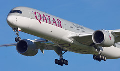 A7-ANF QATAR A350-1000 (johnsmitherman65) Tags: airplane aviation airbus airliner aircraft a350 airbusa350 london londonheathrow plane planespotting canon canon90d flight fly qatar qatarairways a7anf