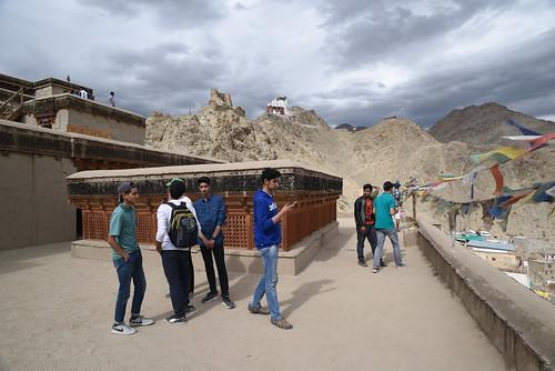 Leh Palace Upper Decks
