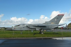 Cornwall Aviation Heritage Centre (27) - 24 October 2019 (John Oram) Tags: cornwallaviationheritagecentre tornadof3 zh553 2003p1110481ce