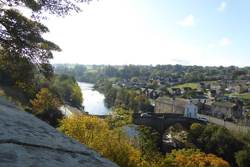 View of The River Tees from Barnard Castle