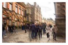 Ramsay Lane (1 of 1) (ianmiddleton1) Tags: edinburgh icm movement composite