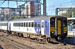 155341 at Leeds (stephen.lewins (1,000 000 UP !)) Tags: northern class155 155341 dmu leeds yorkshire railways