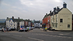 Ashbourne, Derbyshire. (Infinity & Beyond Photography: Kev Cook) Tags: ashbourne derbyshire homes houses buildings shops streets roads architecture england photos