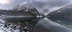 Lake Louise (Khurram Khan...) Tags: landscapephotography landscape lakelouise morning cold snow bealpha son
