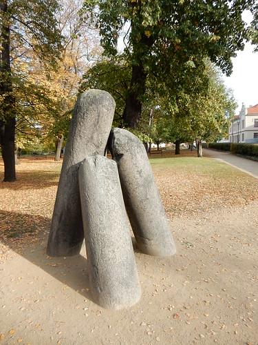 The mysterious Devil's Columns, prehistoric monument