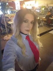 Stefania Visconti (Stefania Visconti) Tags: stefania visconti attrice modella actress model arte artista artist spettacolo performer transgender travesti tgirl ladyboy shemale crossdresser italian