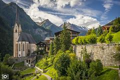 Pfarrkirche Heiligenblut (Hl. Vinzenz) (Ricard de Jódar 62) Tags: austria vacances tirol paisatge lanscapes 2019 heiligenblut carintia