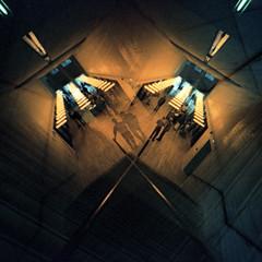 Tate Modern (pho-Tony) Tags: doubleexposure lomolcw tatemodern xpro fujivelvia halfframe lomography lomolcwide lcwide 35mm 17mm fullframe minigon 1 ultrawideangle lens minigon17mm superwide ultrawide lcw analogue analog ishootfilm