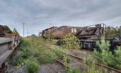 torp3 (Geert Orange_Crush VP) Tags: abandoned transport trains steel urbex belgium